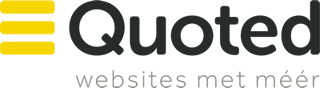 Quoted: Websites met méér - Webbureau in Lokeren